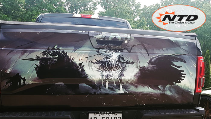 Get any decals banners posters vehicles graphics etc made just the way you want our printing process is top of the line guaranteed to bring out the